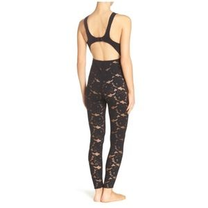 Free People Pants - New Free People size small lovely lace bodysuit🌸